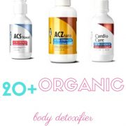 Body Detoxifier Products