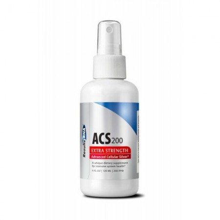 Buy Acs 200 Extra Strength Advanced Cellular Silver For